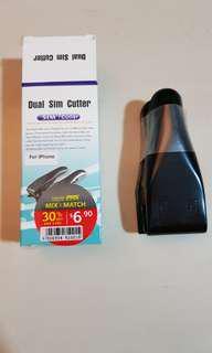 Sim card cutter