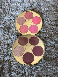 TARTE Amazonian Clay Blush Palette (color wheel)