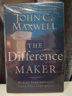 🚚 John Maxwell The Difference Maker