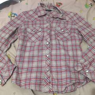 🌟 tartan shirt