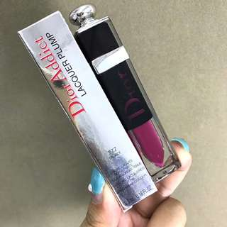 🇫🇷Dior迪奧 2018年新款唇釉 Dior Addict Lacquer Plump 5.5ml #777 diorly
