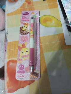 日本 迪士尼 賓尼兔 鉛字筆