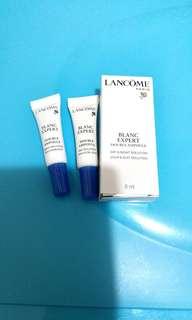 Lancome Blanc Expert Double Ampoule 全方位瞬白亮肌美白日夜雙精華 Day 3ml+ night 3ml