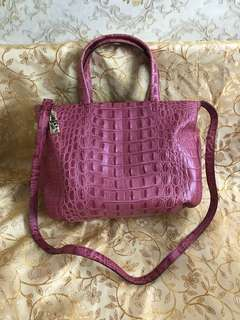 Authentic furula bag,85%new,good conditions,size 27*20*10cm