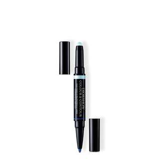Dior eyeshadow and eyeliner