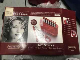 Vidal Sassoon Hot Sticks