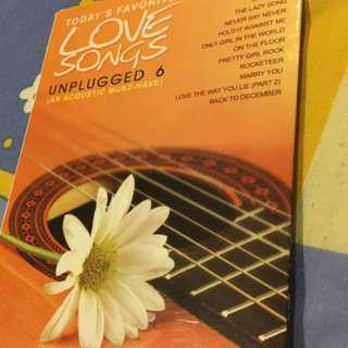 Sale Today's favorite love songs Unplugged 6