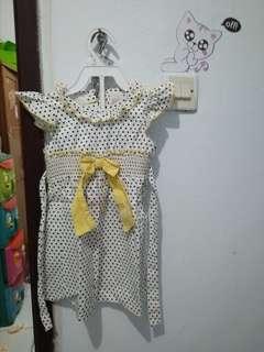 Dress anak #maucoach