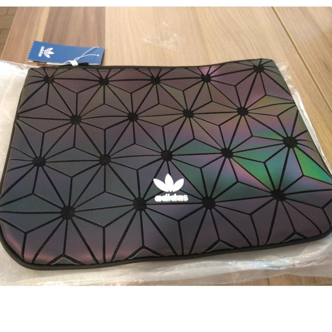 Adidas Issey Miyake Clutch 3D Mesh Design Adidas Originals Wallet Pouch