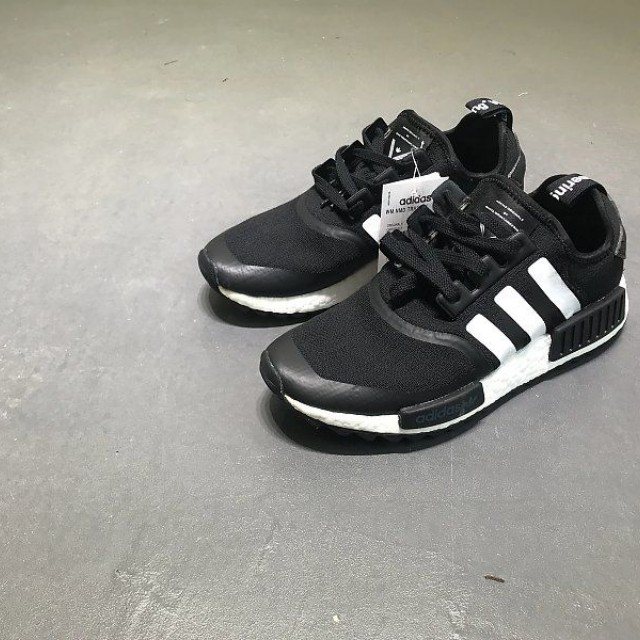sports shoes 53828 9e8bf Adidas NMD x white mountain engineering, Men s Fashion, Footwear, Sneakers  on Carousell