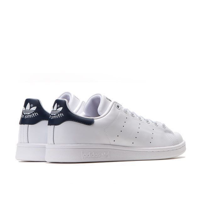 Adidas Stan Smith (Navy Blue), Men's