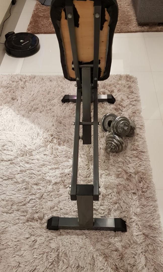AIBI Gym bench