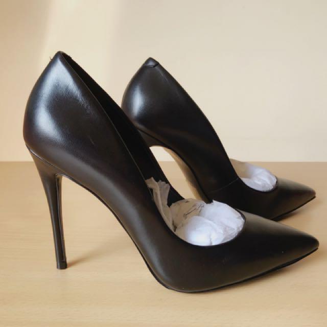 Aldo black heels, Women's Fashion