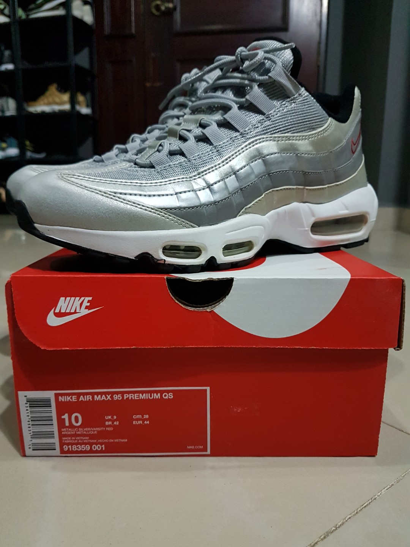 534b154c83 Nike Air Max 95 Premium QS, Men's Fashion, Footwear, Sneakers on ...
