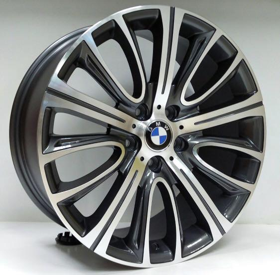 Bmw 19 Inch Alloys Rims And Tyres Car Accessories Tyres Rims On