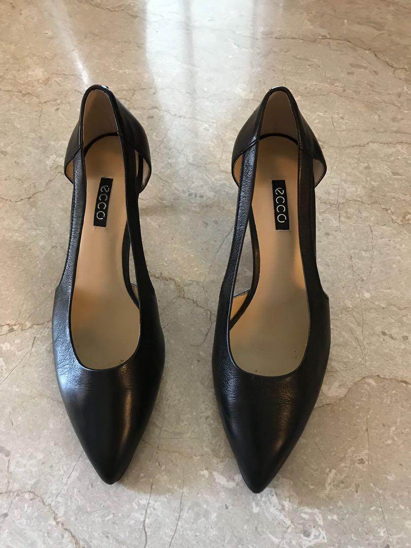 ecco womens heels