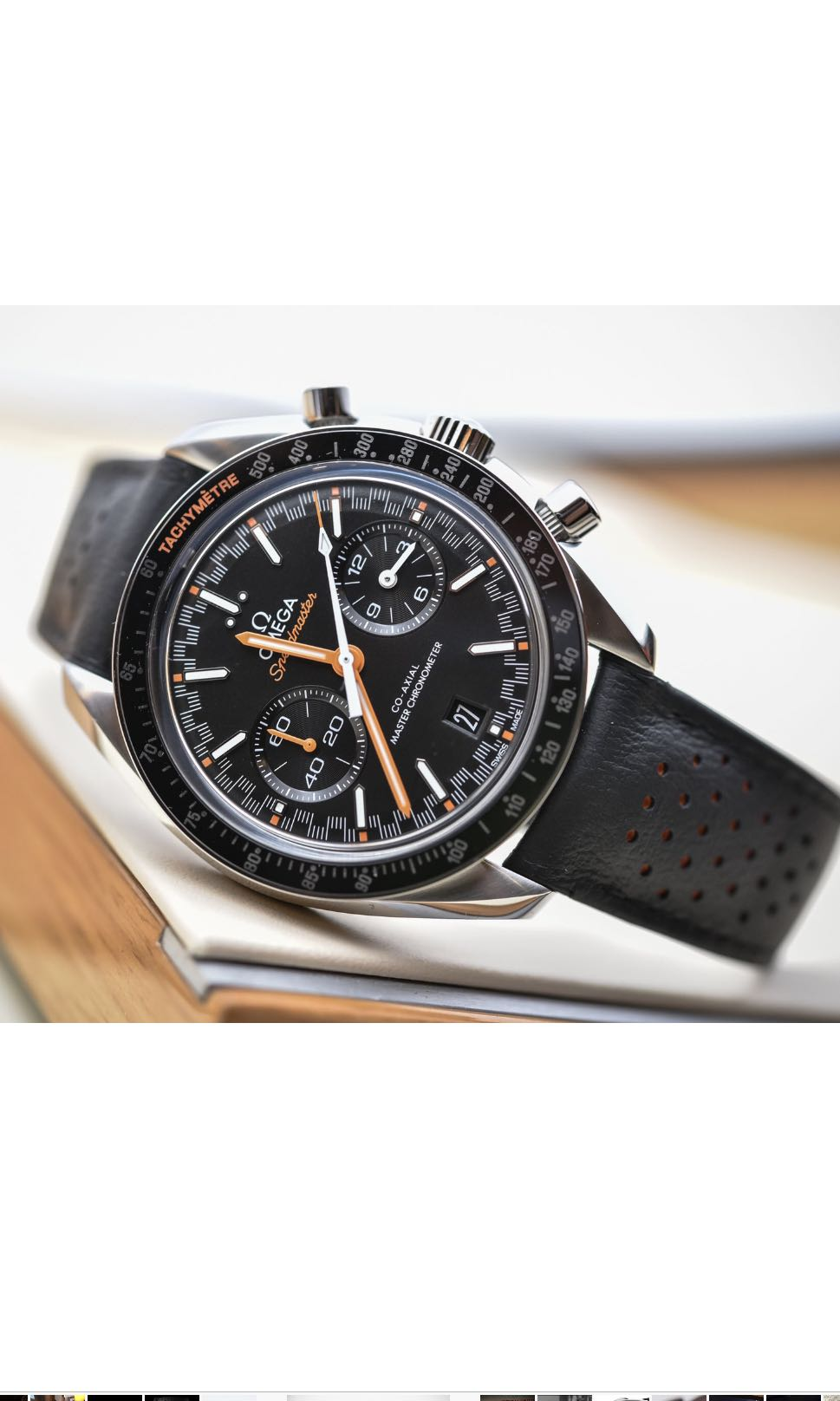 91dbce892 BNIB Omega Speedmaster Racing Co-Axial Master Chronometer 44.25mm  Chronograph with FREE DELIVERY 📦, Luxury, Watches on Carousell