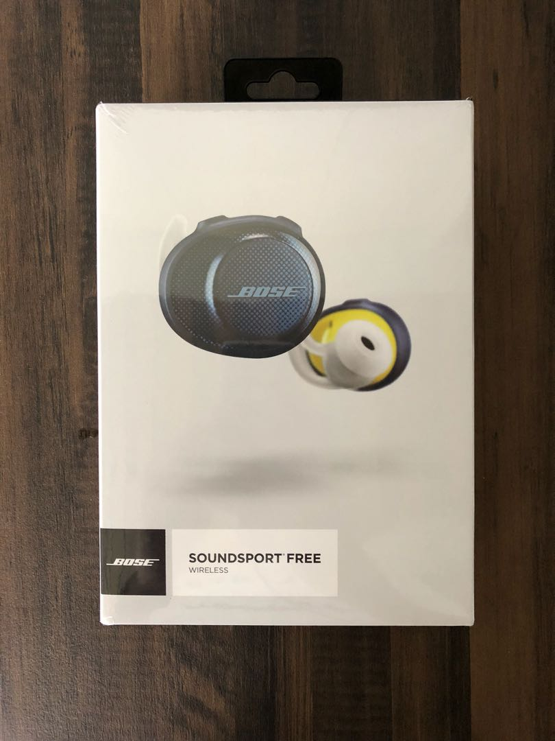 bose soundsport free serial number location