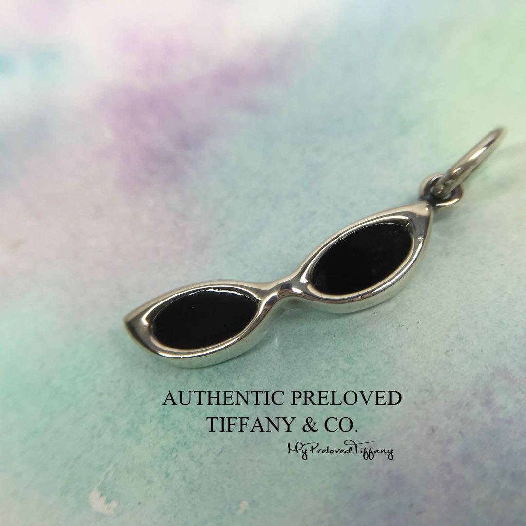 abeac37ec Excellent Authentic Tiffany & Co Paloma Picasso Black Enamel ...