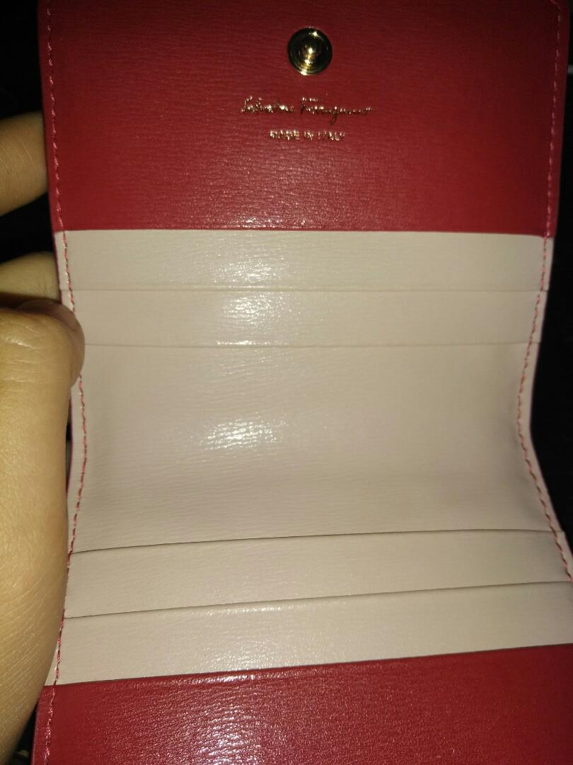 Ferragamo Card Wallet