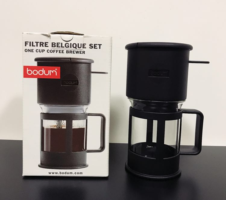 Filter Belgique Set One Cup Coffee Brewer Home Appliances