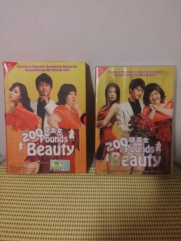 Free Korean Drama Movie : 200 pounds Beauty, Music & Media, CDs
