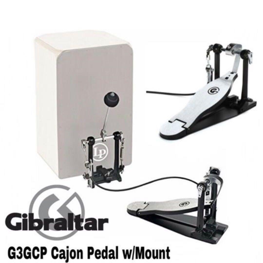 Gibraltar Floor Tom Pedal Mount Carpet Vidalondon