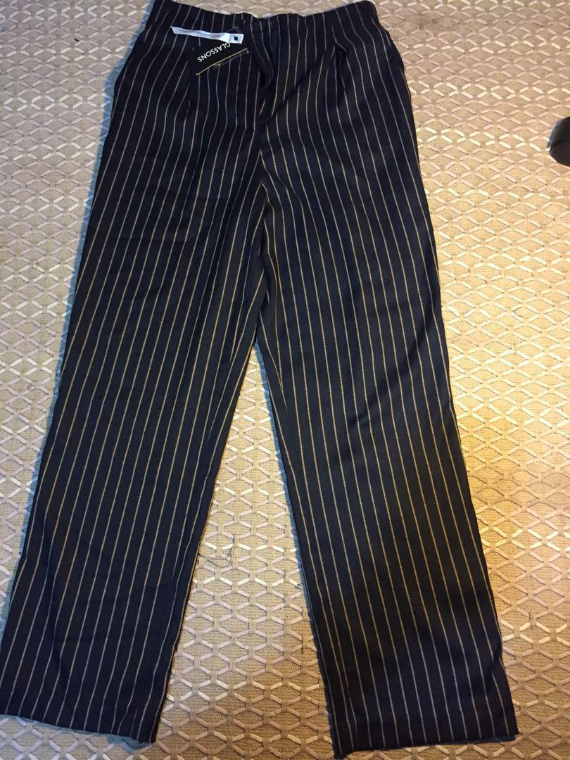 Glassons stripe pants
