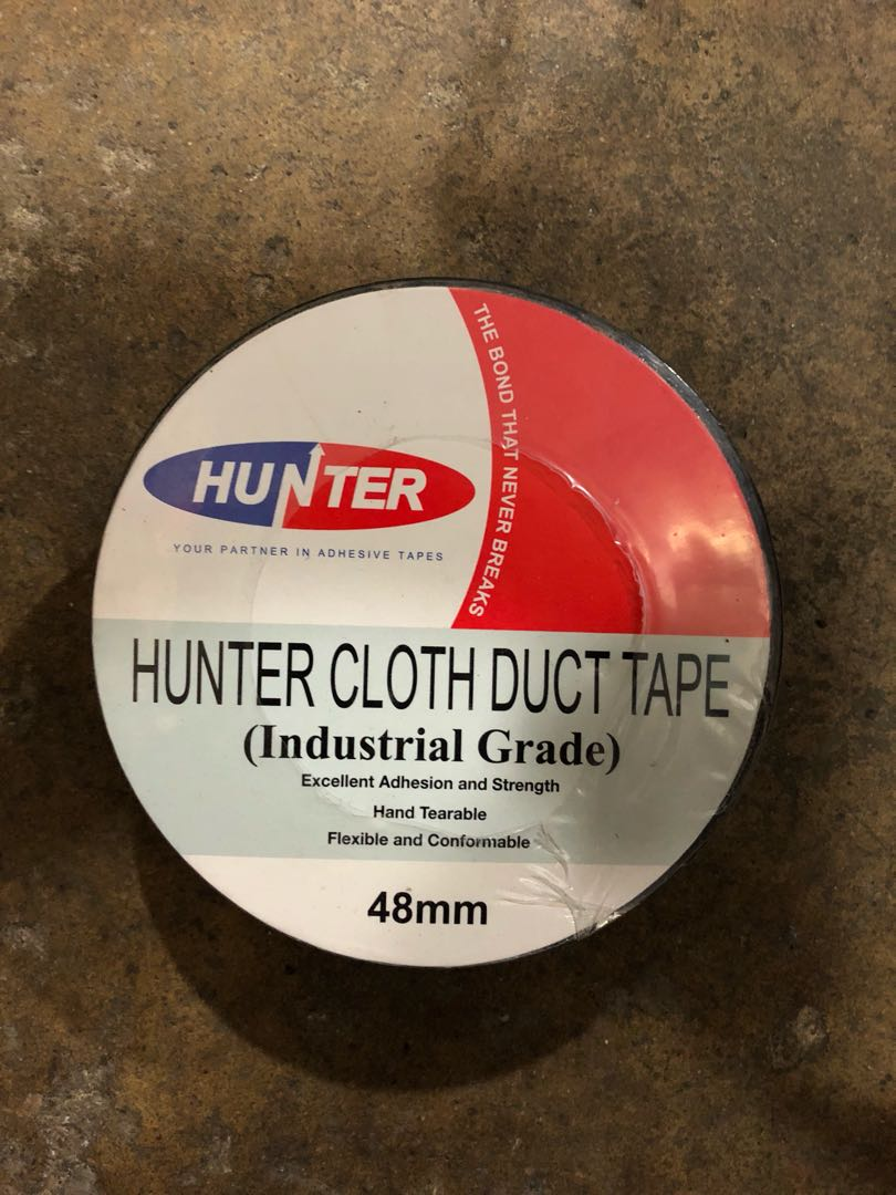 Acquire out the duct tape