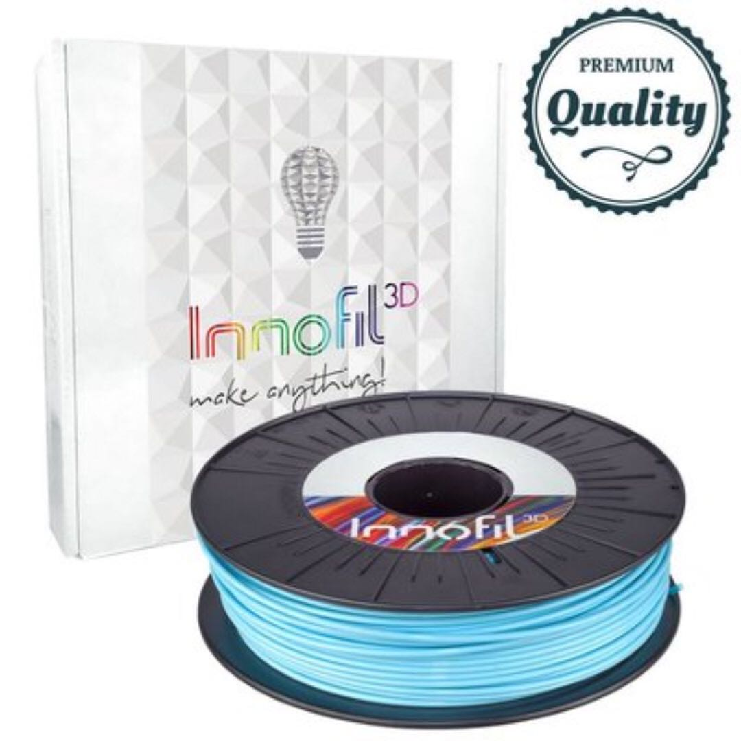 3d Printer Filament Pla Fluorescent Blue Trend Mark Go 3d