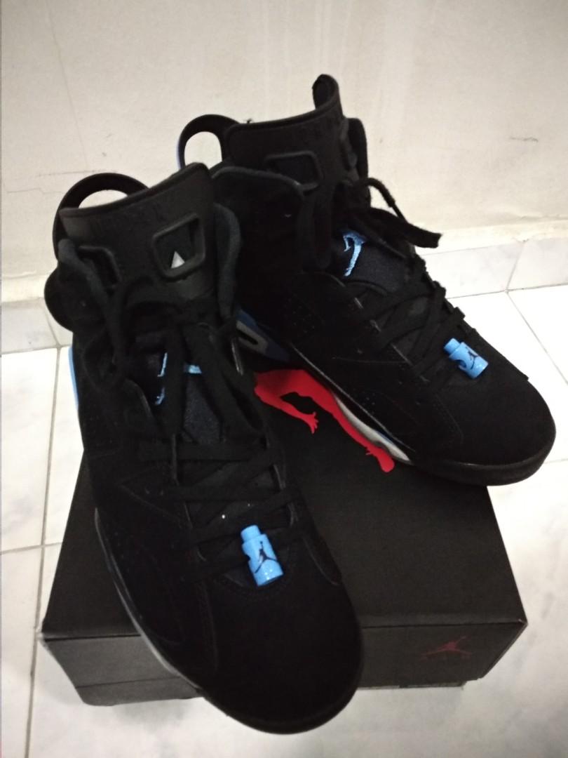 7454e2a745fd92 Jordan 6 UNC size 9