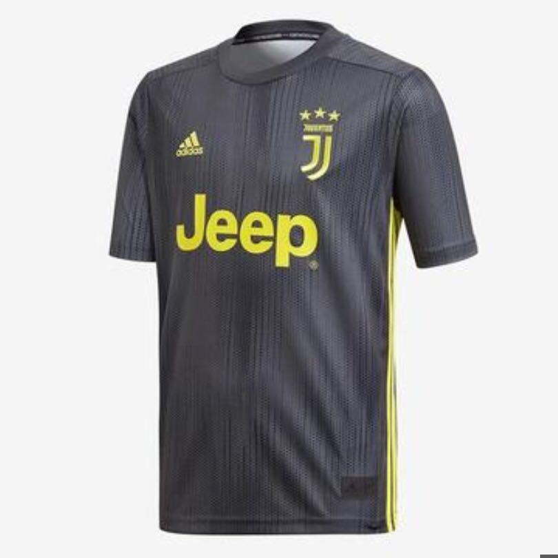 size 40 6069a 81d08 Juventus Away Replica Jersey 2018-19