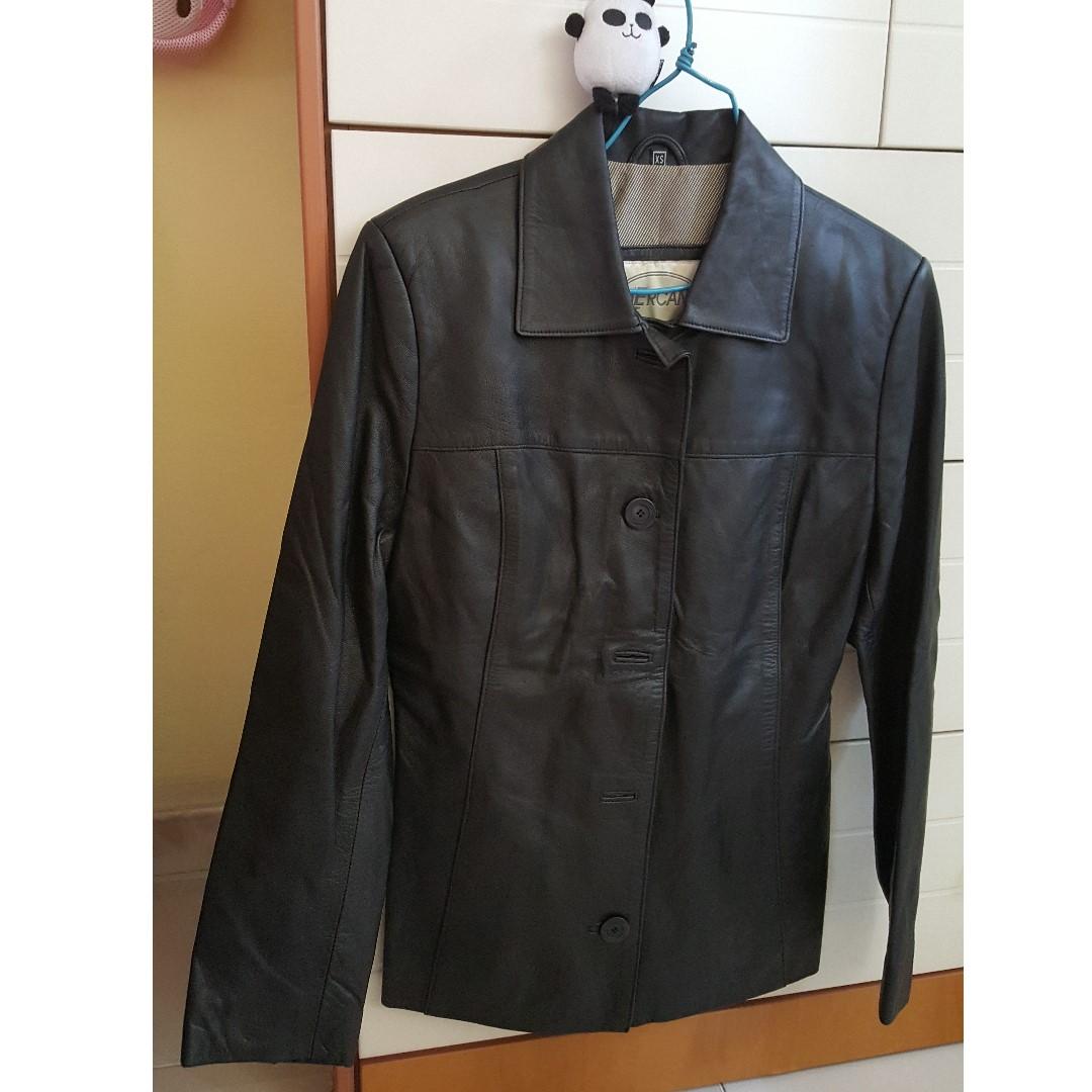 a33c353ab0 Leather Ladies Black Jacket for sale!