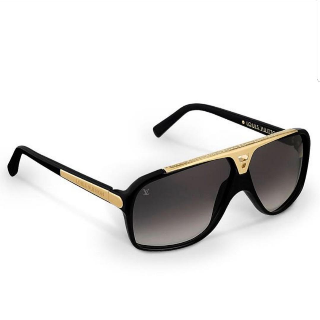 9de2f4c7c8a Louis Vuitton Evidence Sunglasses