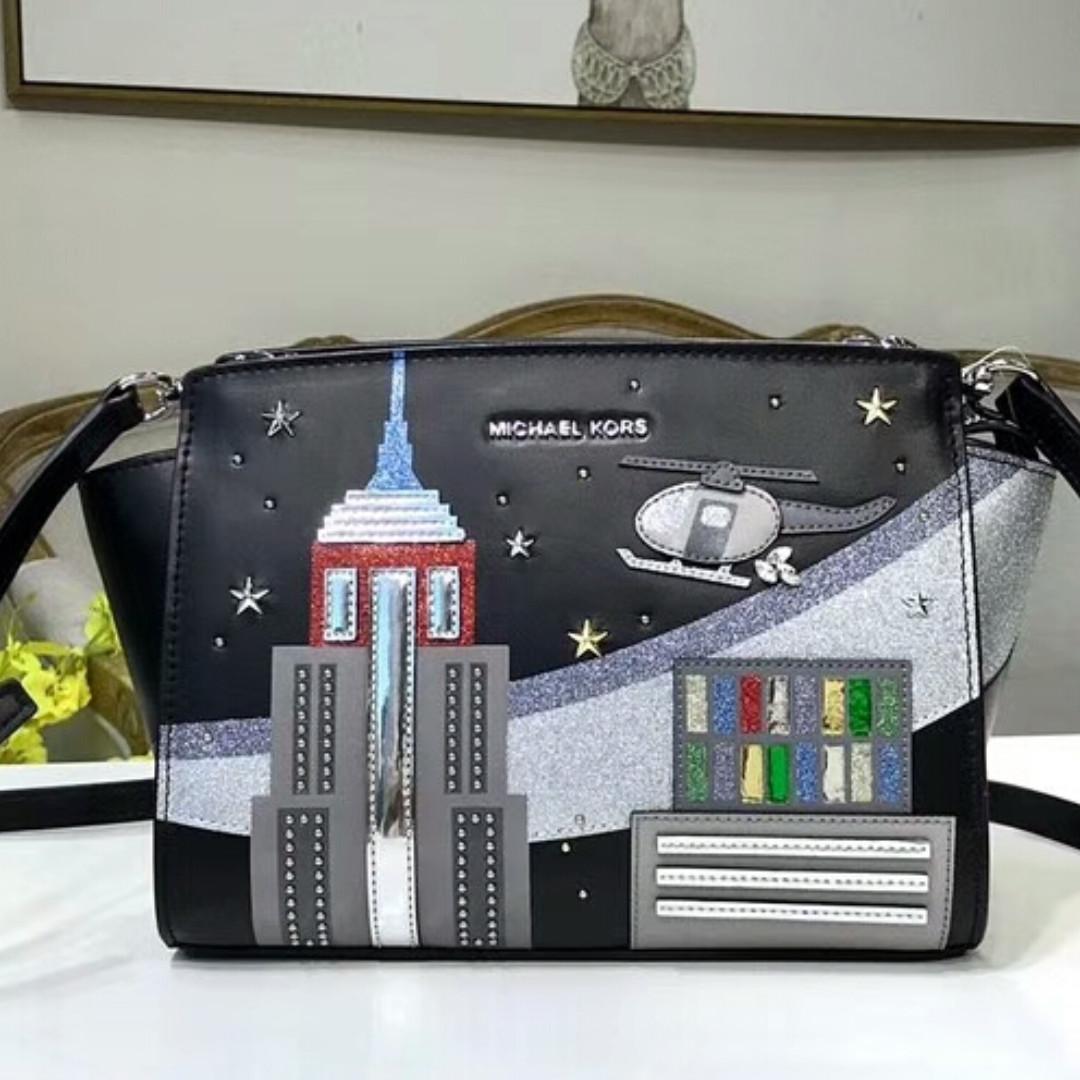 ea0a62bd91c9 Michael Kors New York Bag