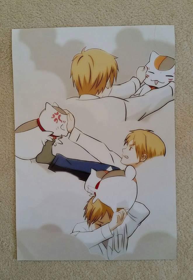 Natsume Yuujinchou A3 Posters