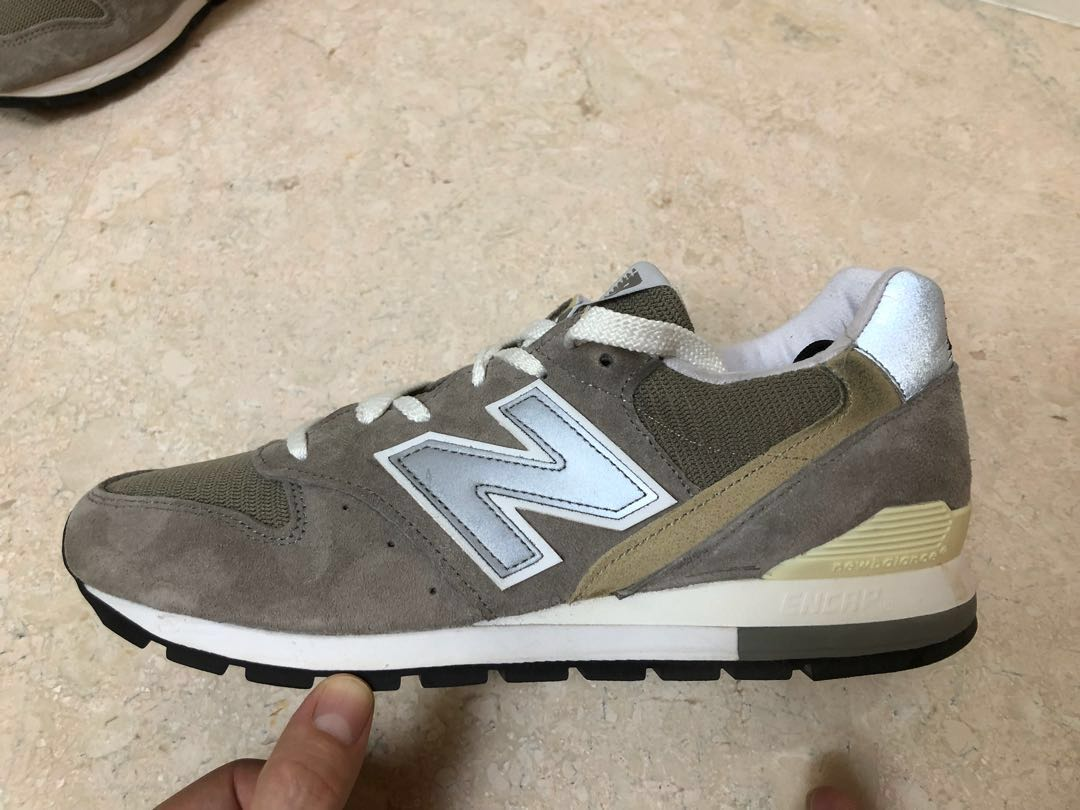 New Balance 996 Made in USA, Men's on Fashion, Footwear, Sneakers on Men's 2434f3