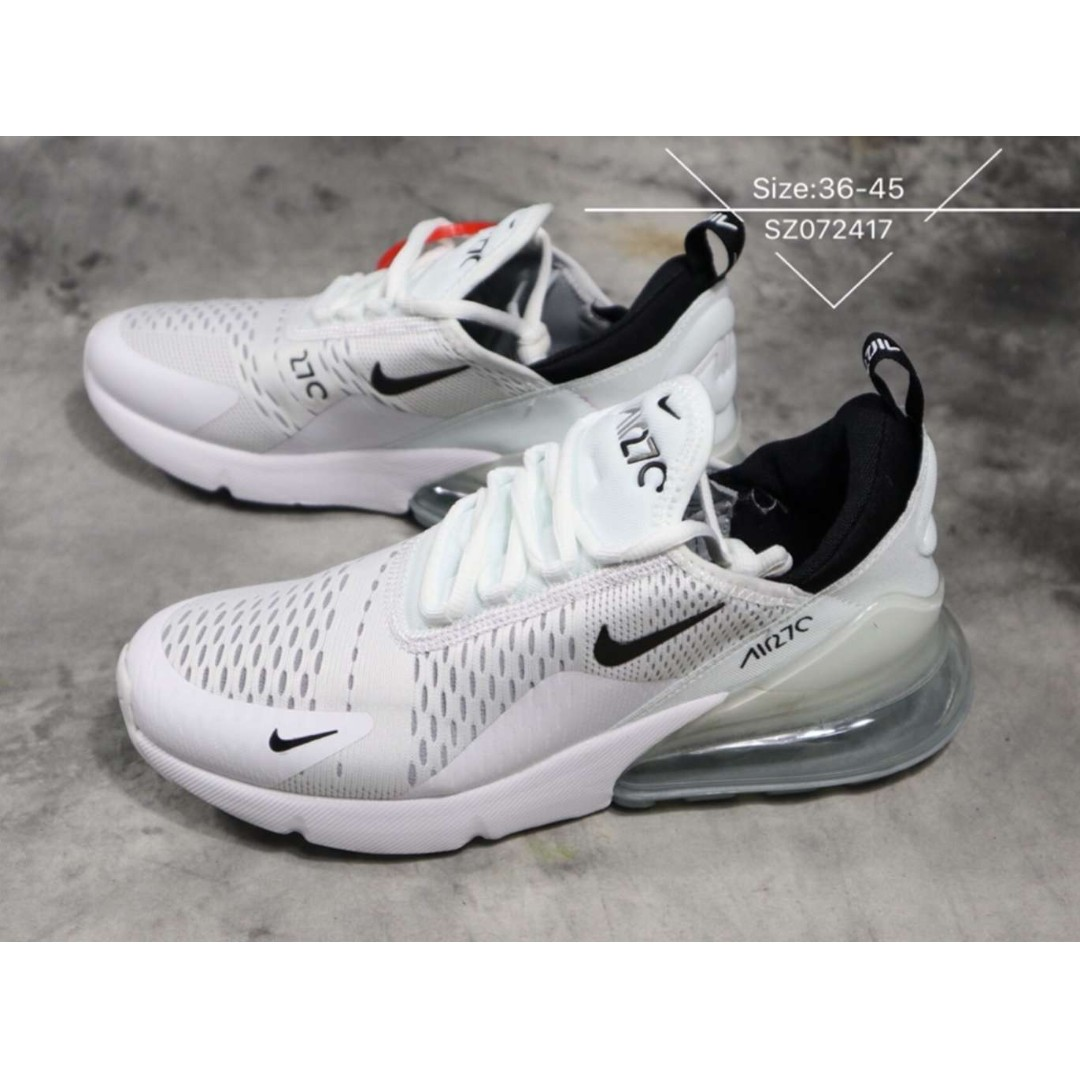 7cebfdbd74 Nike Air Max 270 - Snow White, Men's Fashion, Footwear, Sneakers on ...