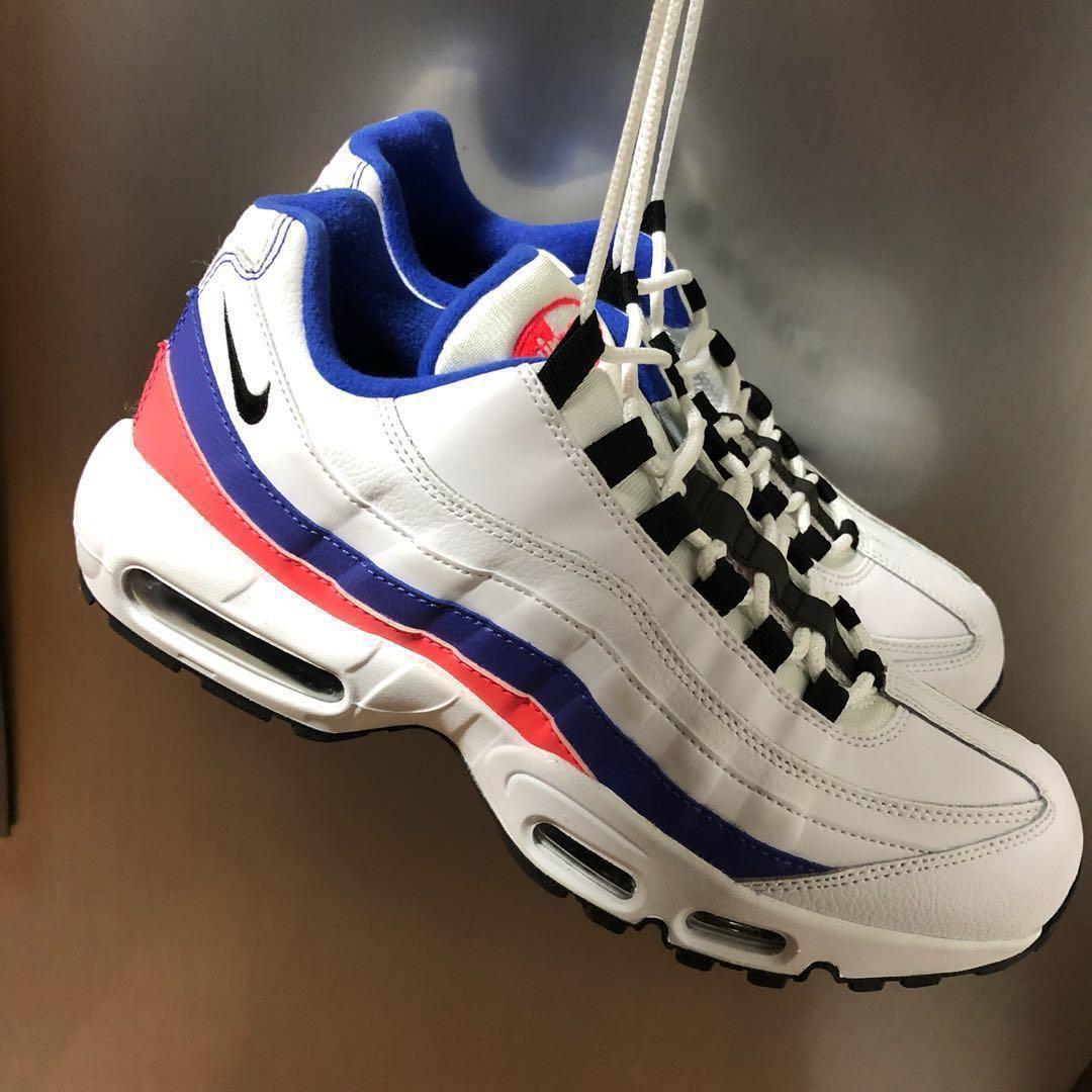 detailed look 5bdb9 6a0e1 NIKE AIR MAX 95 ESSENTIAL- MEN, Men s Fashion, Footwear, Sneakers on ...