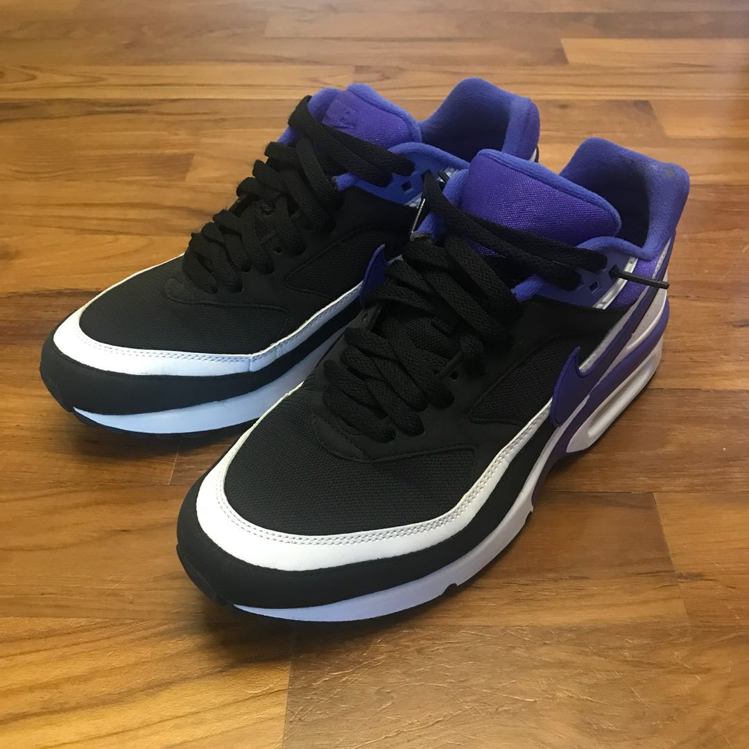 9d20566141 Nike Air Max BW OG 'Persian Violet', Men's Fashion, Footwear, Sneakers on  Carousell