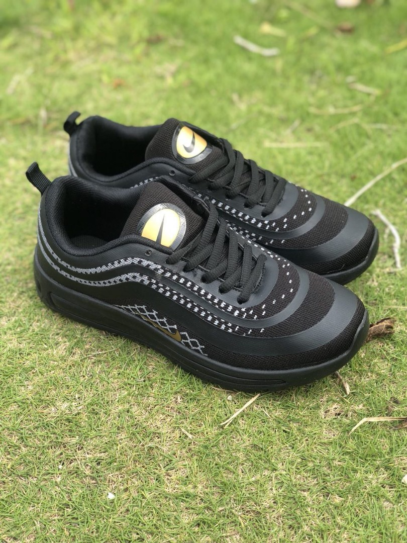 Nike Air Max 97 BlackGold