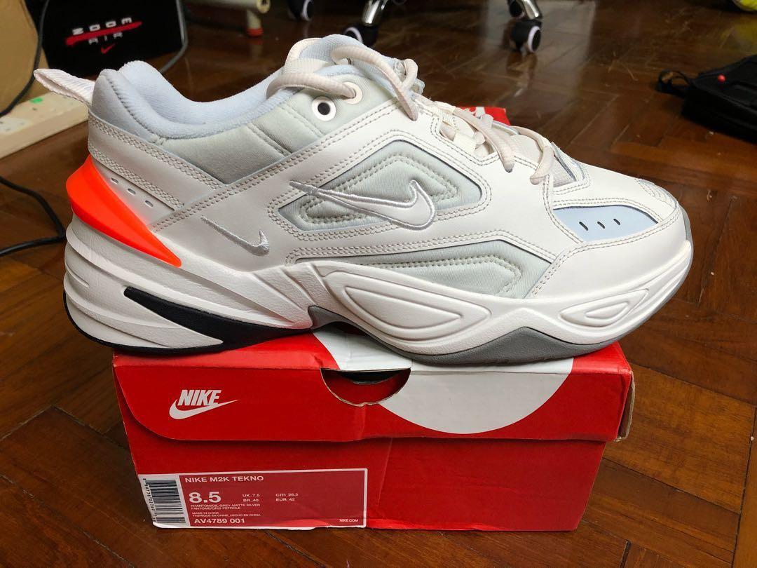 5fbe101492ac2 Nike m2k tekno (the dad shoe)