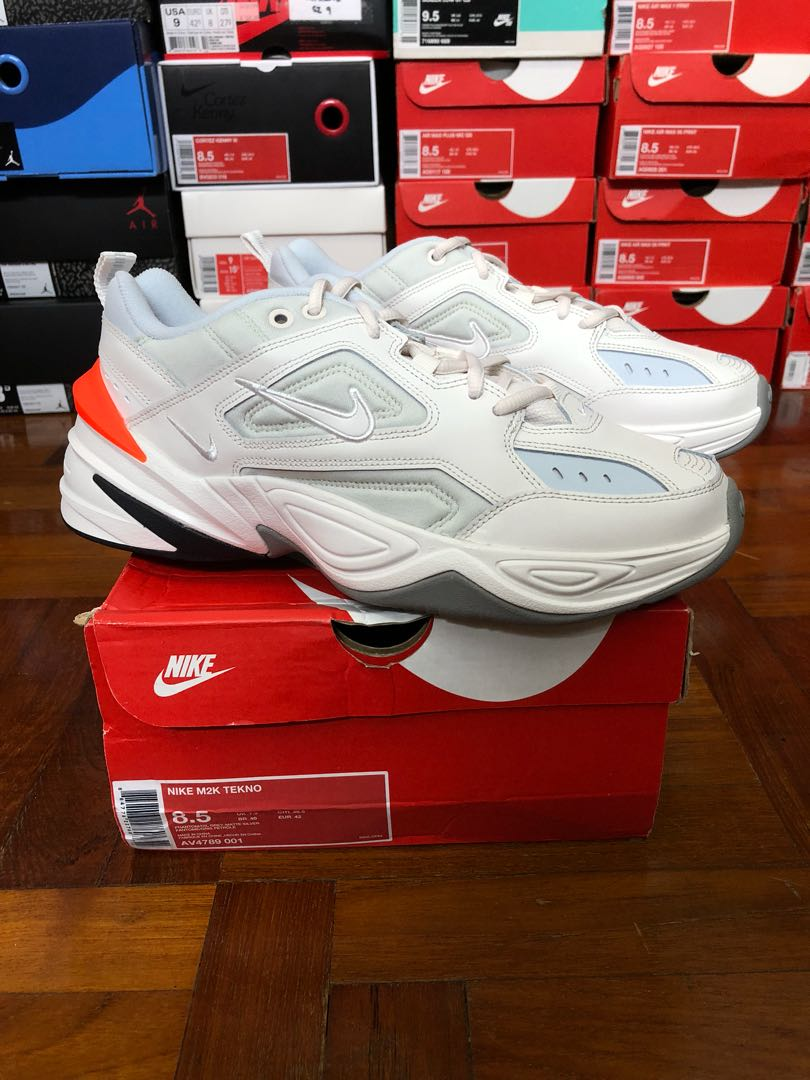 ba4dd193b14 Nike m2k tekno (the ultimate dad shoe)
