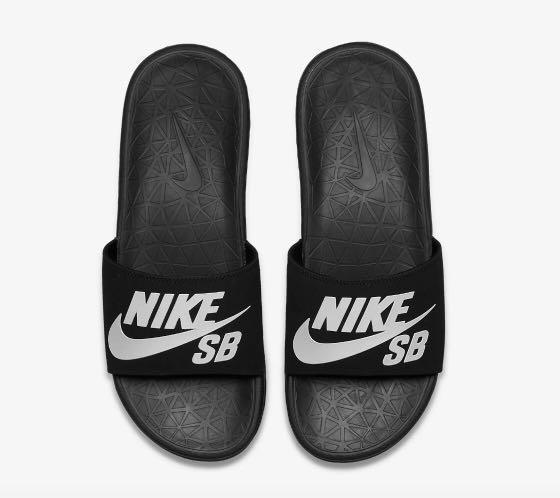 Nike SB Benassi Solarsoft Men's Slides