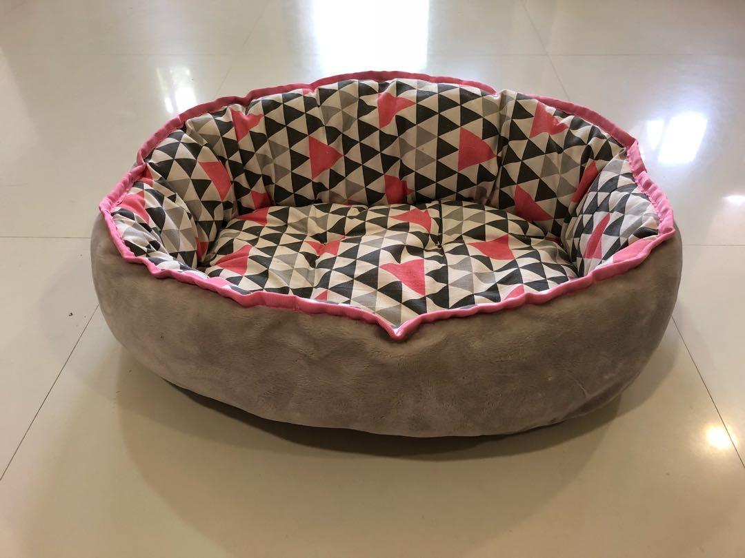 Pet bed - Fuzzyard Pink