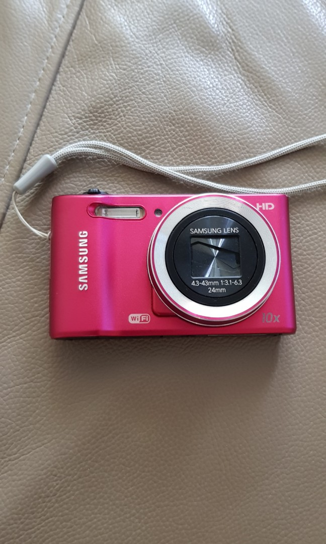 [Pre-Owned] Samsung Camera WB30F with wifi with box