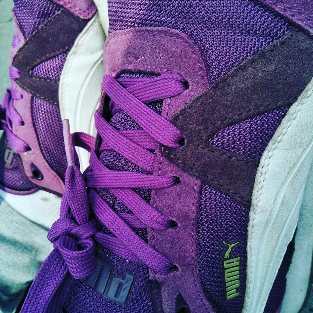 🎉Puma purple