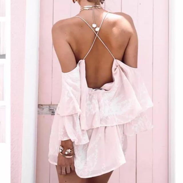 Sabo Skirt Zen Dress Size Medium
