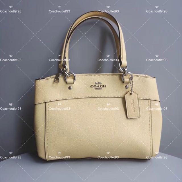 6a5dd656c Sales: Coach New mini Christie Carryall (was $280), Luxury, Bags ...