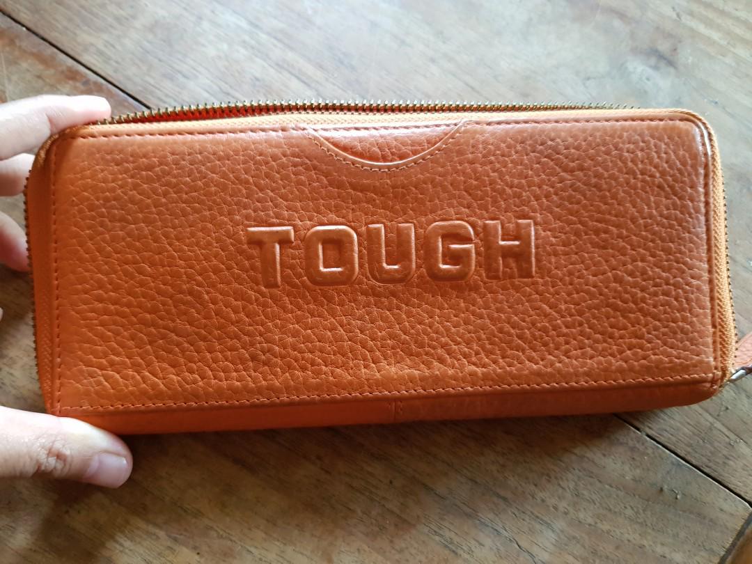 Tough wallet